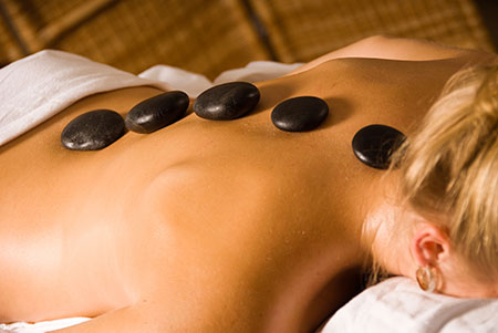 Body Massage Stones Surrey