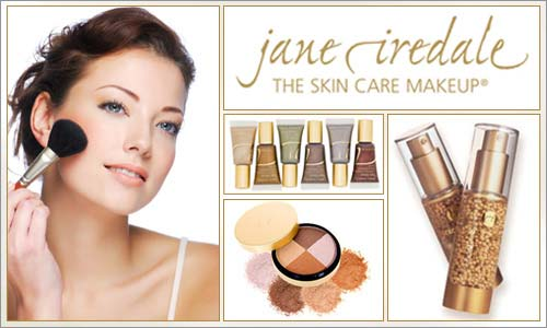 Jane Iredale Make Up Treatment Surrey